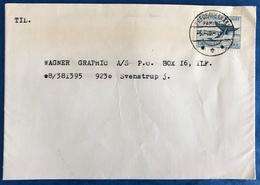 Groenland Enveloppe Timbrée 1976 - Groenland
