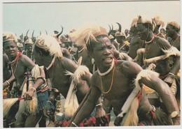 Togo : Jolie Carte Postale Avec Un Bel Affranchissement - - Togo