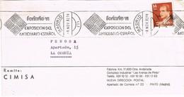 30453. Frontal MADRID 1982. Rodillo FERIARTE, Anticuario Español - 1931-Hoy: 2ª República - ... Juan Carlos I
