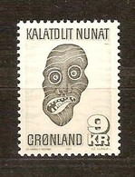 Groenland Greenland 1977 Yvertn° 91 *** MNH Cote 4,50 Euro - Groenland
