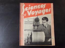 """Revue """" Sciences Et Voyages """" N° 676, 1932 """" Un Sismographe Perfectionné """" - 1900 - 1949"""