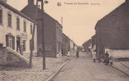 Frasnes Lez Gosselies Grand Rue - Frasnes-lez-Anvaing