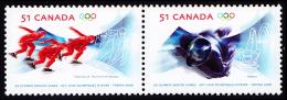 Canada (Scott No.2144a - XX Olympique D'Hiver / XX Winter Olimpic) [**] - 1952-.... Reinado De Elizabeth II