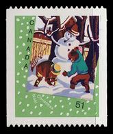 Canada (Scott No.2184i - Série- Noel 2006 - Christmas 2006 - Set) (**) NOTE Die Cut To Shape - 1952-.... Règne D'Elizabeth II