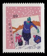 Canada (Scott No.2185i - Série- Noel 2006 - Christmas 2006 - Set) (**) NOTE Die Cut To Shape - 1952-.... Règne D'Elizabeth II
