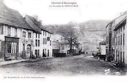 Collection Du Circuit D'Auvergne - La Traversée De Pontaumur, Canton De Saint-Ours - Très Beau Plan Animé - Autres Communes