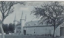 REBECQ / LE CHATEAU DE LA GRANDE HAIE 1911 - Rebecq