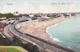 Carte 1900 LISBOA / PRAIA DO MONT ESTORIL - Lisboa