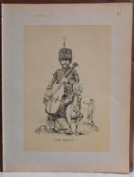 """Mons. Superbe Caricature De """"Camille Bouilliot"""" Par René D'Inn. Publiée En 1909 - Culture"""