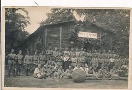 CPA - Thèmes - Militaria - Guerre 1914 - Foyer De Soldat - Guerre 1914-18