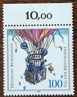 RFA - 1992 - YT N°1470 - Journée Du Timbre - [7] République Fédérale
