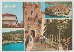 Yougoslavie : Jolie Carte Postale Avec Un Bel Affranchissement - - Jugoslawien