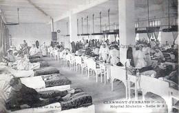 Clermont-Ferrand - Hôpital MICHELIN - La Salle N° 5 - Très Beau Plan Animé - Clermont Ferrand