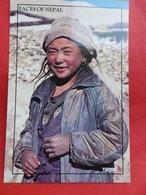 Népal   Visages D Enfants Beauté Himalayenne - Népal