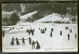 NANTUA PATINAGE        JLM - Nantua