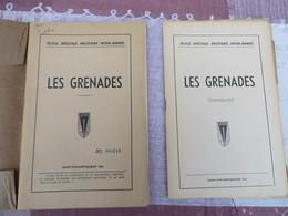 LES  GRENADES - 34/07 - Livres, BD, Revues
