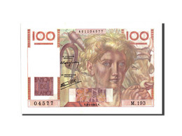 Billet, France, 100 Francs, 100 F 1945-1954 ''Jeune Paysan'', 1947, 1947-01-09 - 1871-1952 Anciens Francs Circulés Au XXème