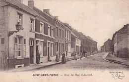 Haine St Pierre Rue De Mal D Accord - Autres