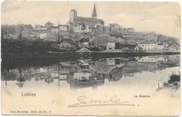 Lobbes NA19: La Sambre 1900 - Lobbes
