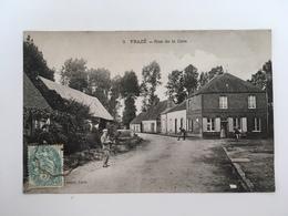 Frazé - Rue De La Gare - Andere Gemeenten