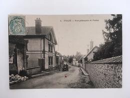 Frazé - Rue Principale Et Postes - Andere Gemeenten