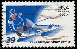 Etats-Unis / United States (Scott No.3995 - Winter Games 2006) (o) - Verenigde Staten