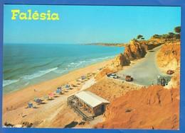 Portugal; Algarve; Praia Da Falesia - Portugal