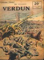 « VERDUN » PETITHUGUENIN, J. - Collection PATRIE - Paris 1919 - 1914-18