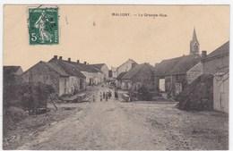 Yonne - Maligny - La Grande-Rue - Other Municipalities
