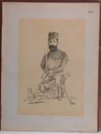 """Mons. Superbe Caricature De """"Albert Dolez"""" Par René D'Inn. Publiée En 1909 - Culture"""