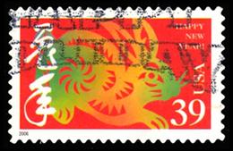 Etats-Unis / United States (Scott No.3997d - Zodiaque Chinois / Chinese Zodiac) (o) - Verenigde Staten