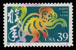 Etats-Unis / United States (Scott No.3997i - Zodiaque Chinois / Chinese Zodiac) (o) - Verenigde Staten