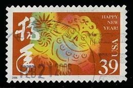 Etats-Unis / United States (Scott No.3997k - Zodiaque Chinois / Chinese Zodiac) (o) - Verenigde Staten