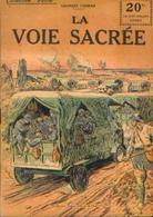 « La Voie Sacrée » THOMAS, G. - Collection PATRIE - Paris 1918 - 1914-18