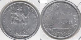 Polinesia Francese 2 Francs 1979 KM#10 - Used - Polinesia Francese