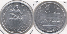 Polinesia Francese 1 Franc 1979 KM#11 - Used - Polinesia Francese