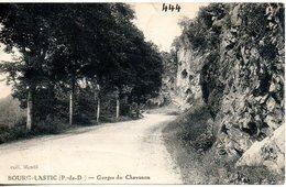 63. Bourg Lastic. Gorges De Chavanon - Other Municipalities