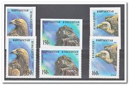 Kirgizië 1995, Postfris MNH, Birds - Kirgizië