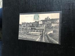37  Vouvray  Le Monts Maraichers Serres Cloches Ouvriers - Vouvray