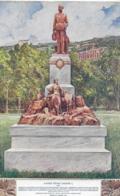 AK 0077  Karlsbad - Denkmal Kaiser Franz Joseph I. / K. K. Österreich Um 1910 - Tschechische Republik