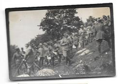 Photographie Guerre 1914 1918 Front Italien Monte Luppia Mai 1918 - Documents