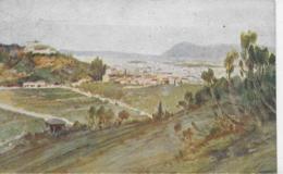 AK 0078  Gorizia - Panorama Um 1920 - Gorizia