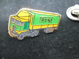 PIN'S    T R P M - Transportation