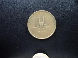 IRAN * :  50 RIALS  1383 (2004)   KM 1266    NON CIRCULÉ - Iran