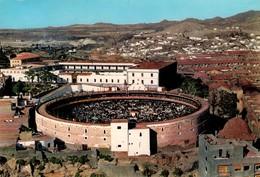 POSTAL Nº31, PLAZA DE TOROS DE CARTAGENA (MURCIA) - ESPAÑA. (287) CIRCULADA - Corrida