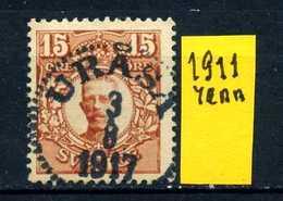 SVEZIA - SVERIGE - Year 1911 - Usato - Used - Utilisè --gebraucht. - Svezia