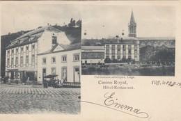 TILFF / ESNEUX / HOTEL RESTAURANT CASINO ROYAL 1902 - Esneux