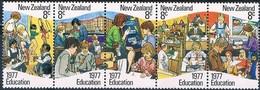 New Zealand, 1977, # 684/8, MNH - Ungebraucht