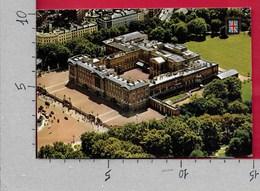 CARTOLINA VG REGNO UNITO - LONDON - Buckingham Palace By Air - 10 X 15 - ANN. 1984 EUROPA CEPT - Buckingham Palace