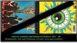 """MIRACLE WORKERS"" NINETEENNEIGHTFOURWAY -1993- -RR- - Hard Rock & Metal"
